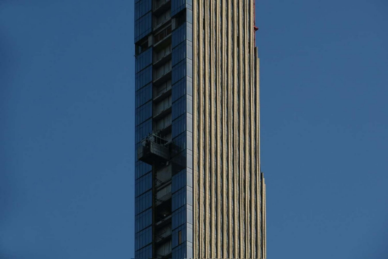 Paul Clemence releases images for the on-going construction works on 111 West 57th designed by SHoP - Sheet13