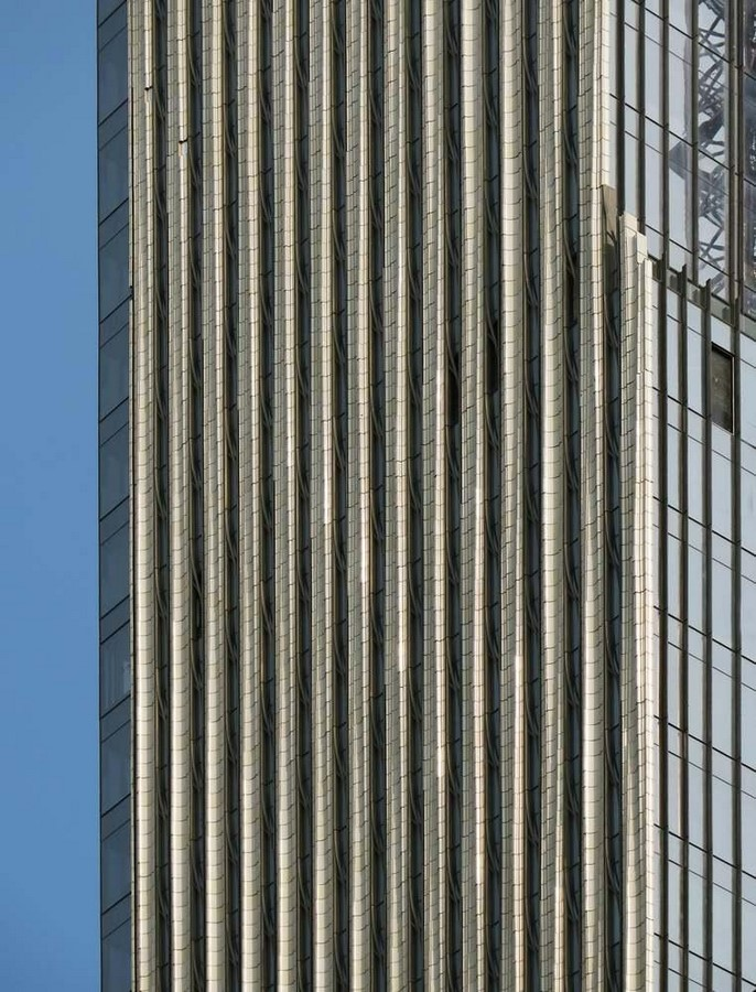 Paul Clemence releases images for the on-going construction works on 111 West 57th designed by SHoP - Sheet9
