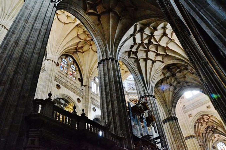 The New Cathedral of Salamanca - Sheet2