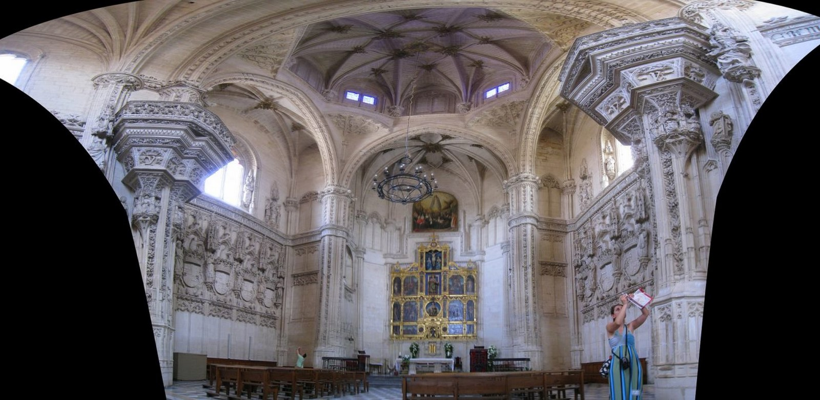The Monastery of San Juan de Los Reyes in Toledo - Sheet2