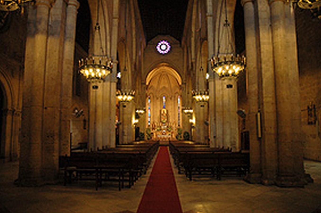The Iglesia (Church) de San Pablo - Sheet2