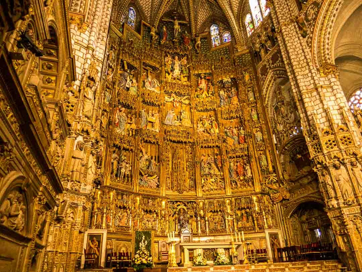 Catedral de Toledo - Sheet2