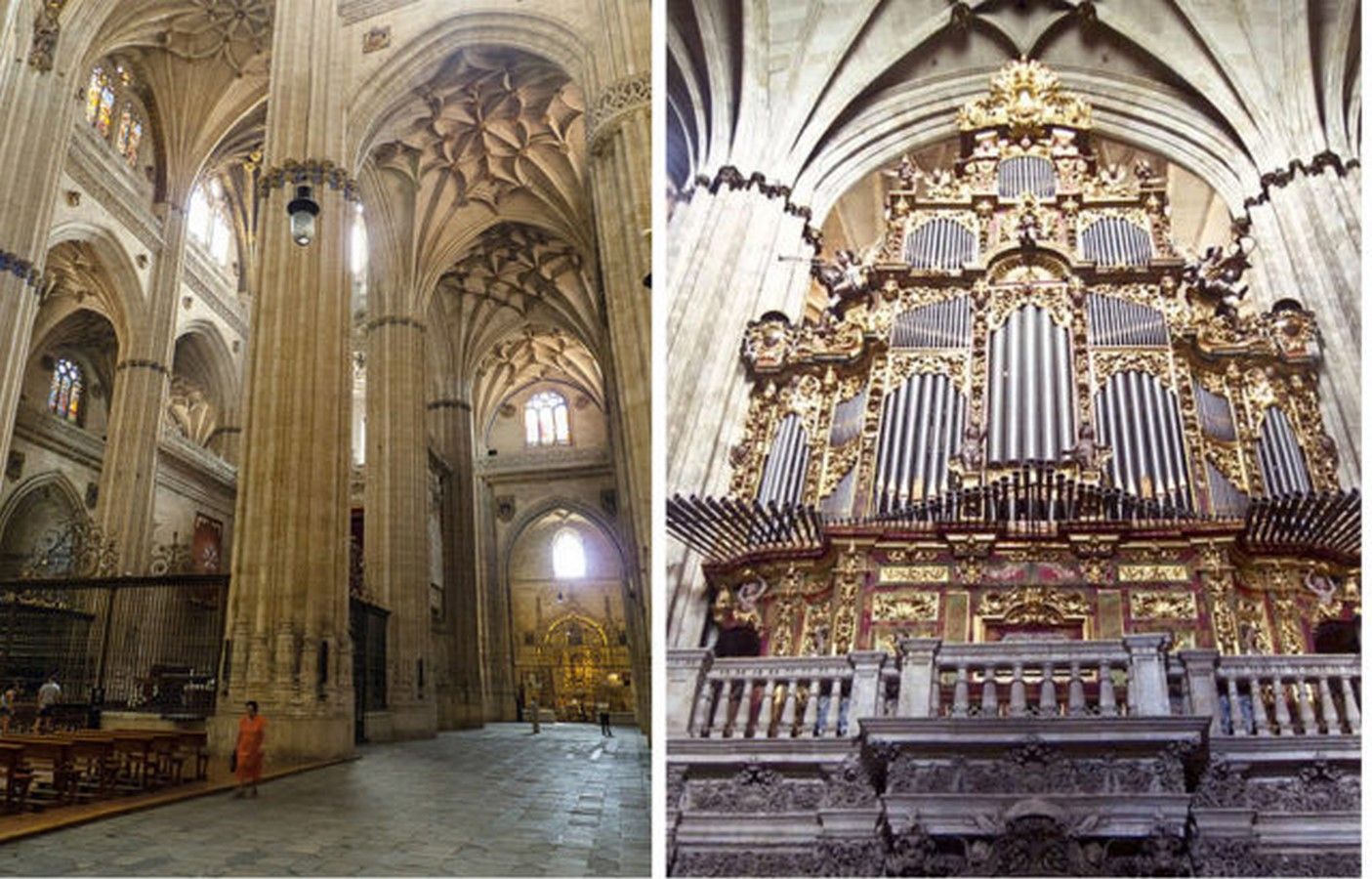 The New Cathedral of Salamanca - Sheet3