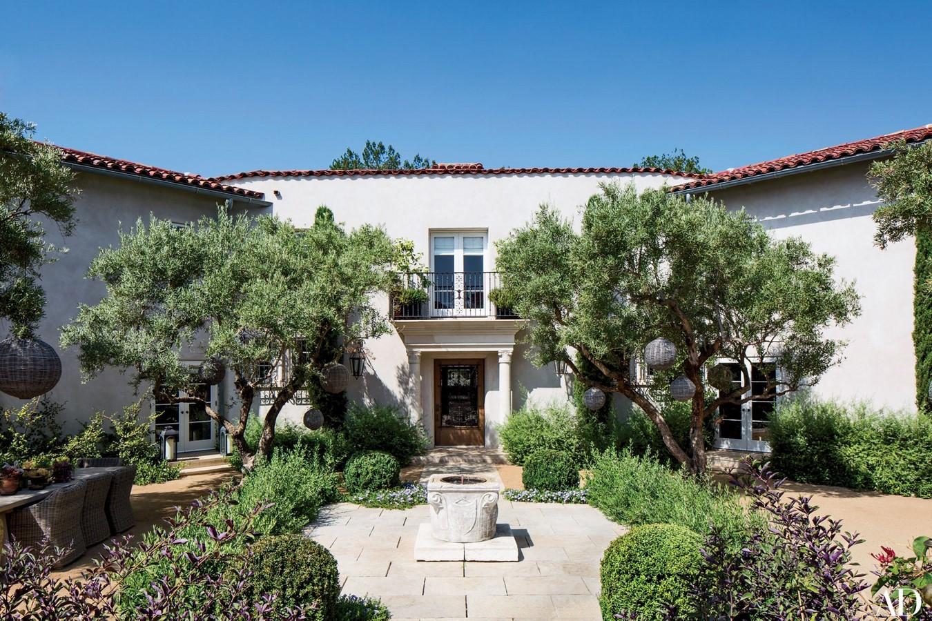 Ellen Pompeo's House, Los Angeles, USA - Sheet1