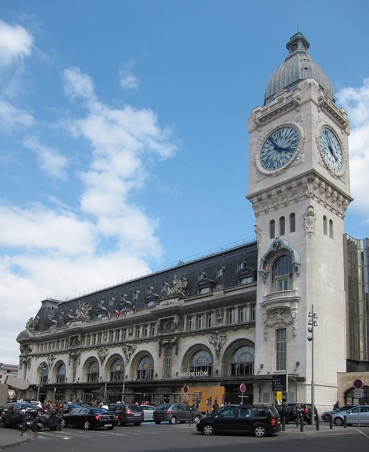 15 Beautiful Railway Stations around the world - Sheet15