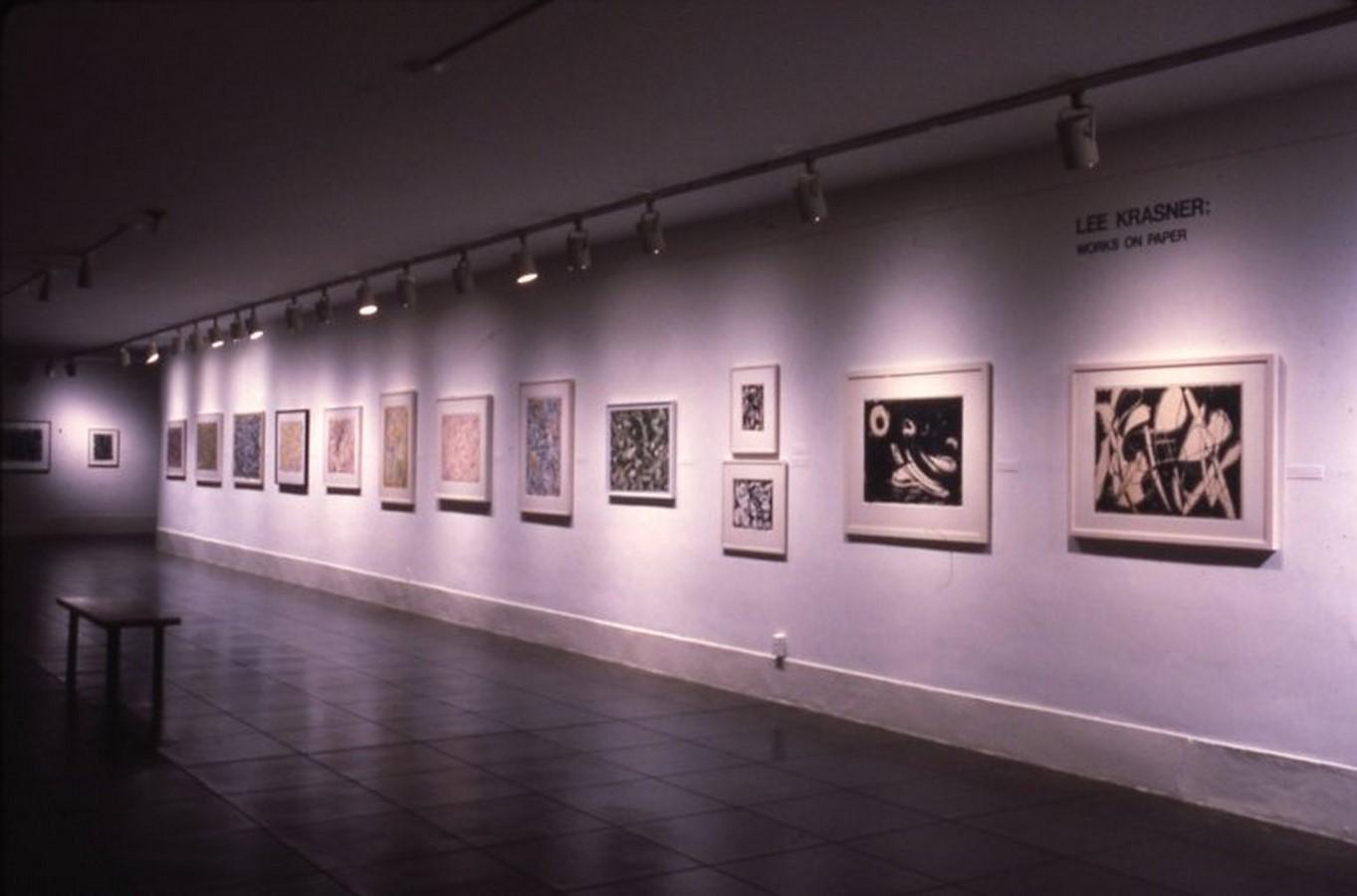 Life of an Artist: Lee Krasner - Sheet8