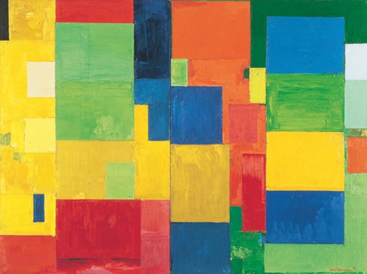 Life of an Artist: Hans Hofmann - Sheet6