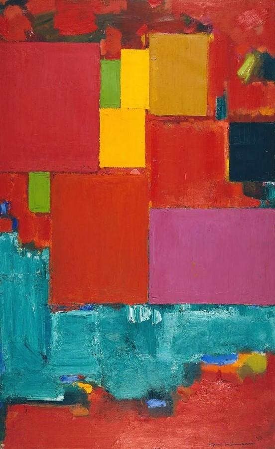 Life of an Artist: Hans Hofmann - Sheet3