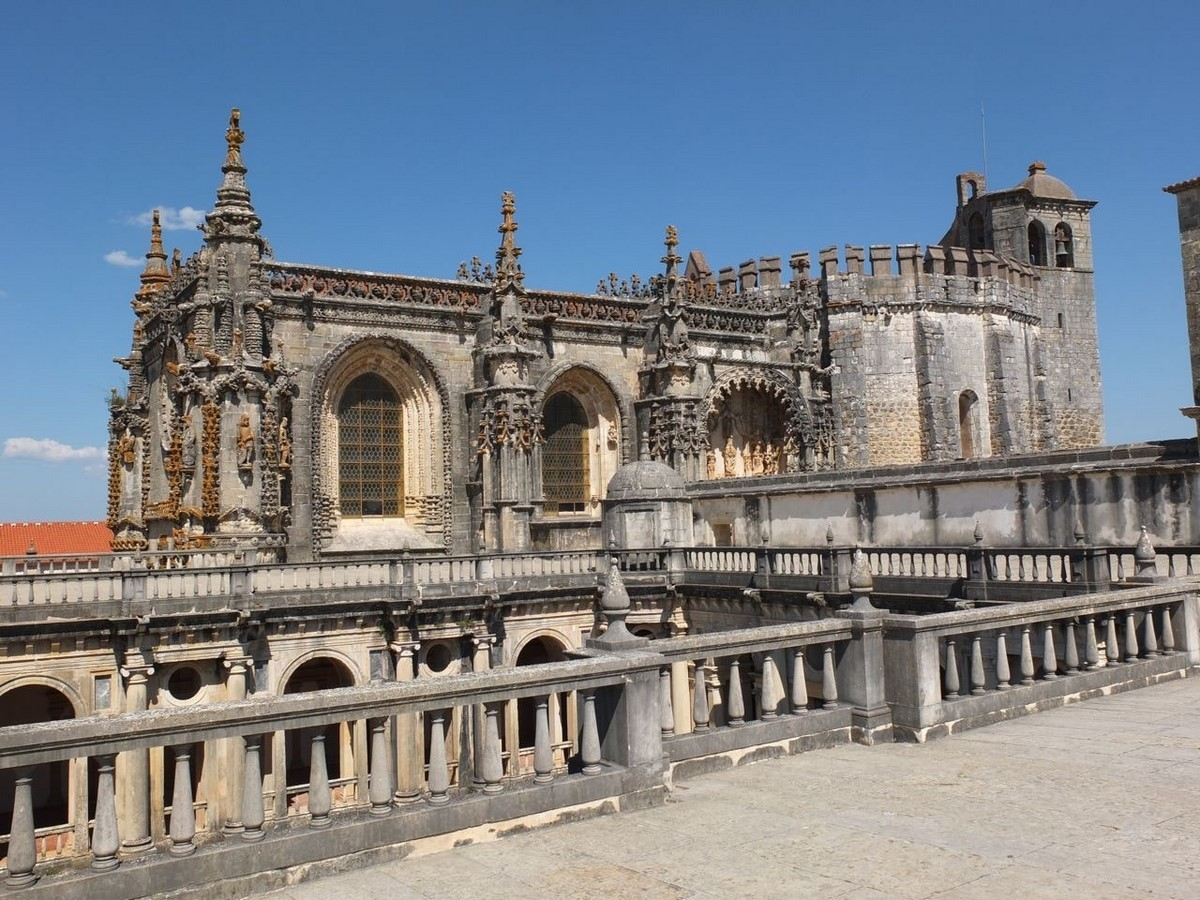 Convent Of Christ, Tomar - Sheet2