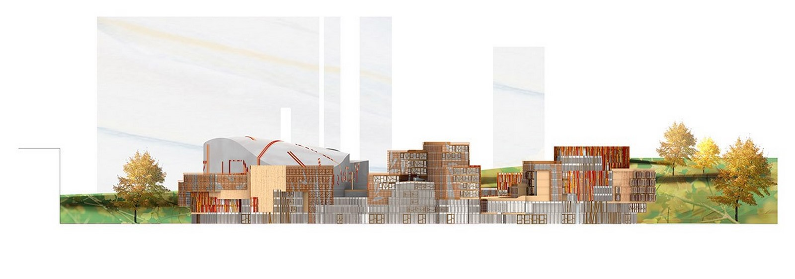 Competition to Design Shenzhen's Conservatory of Music won by Miralles Tagliabue EMBT - Sheet11