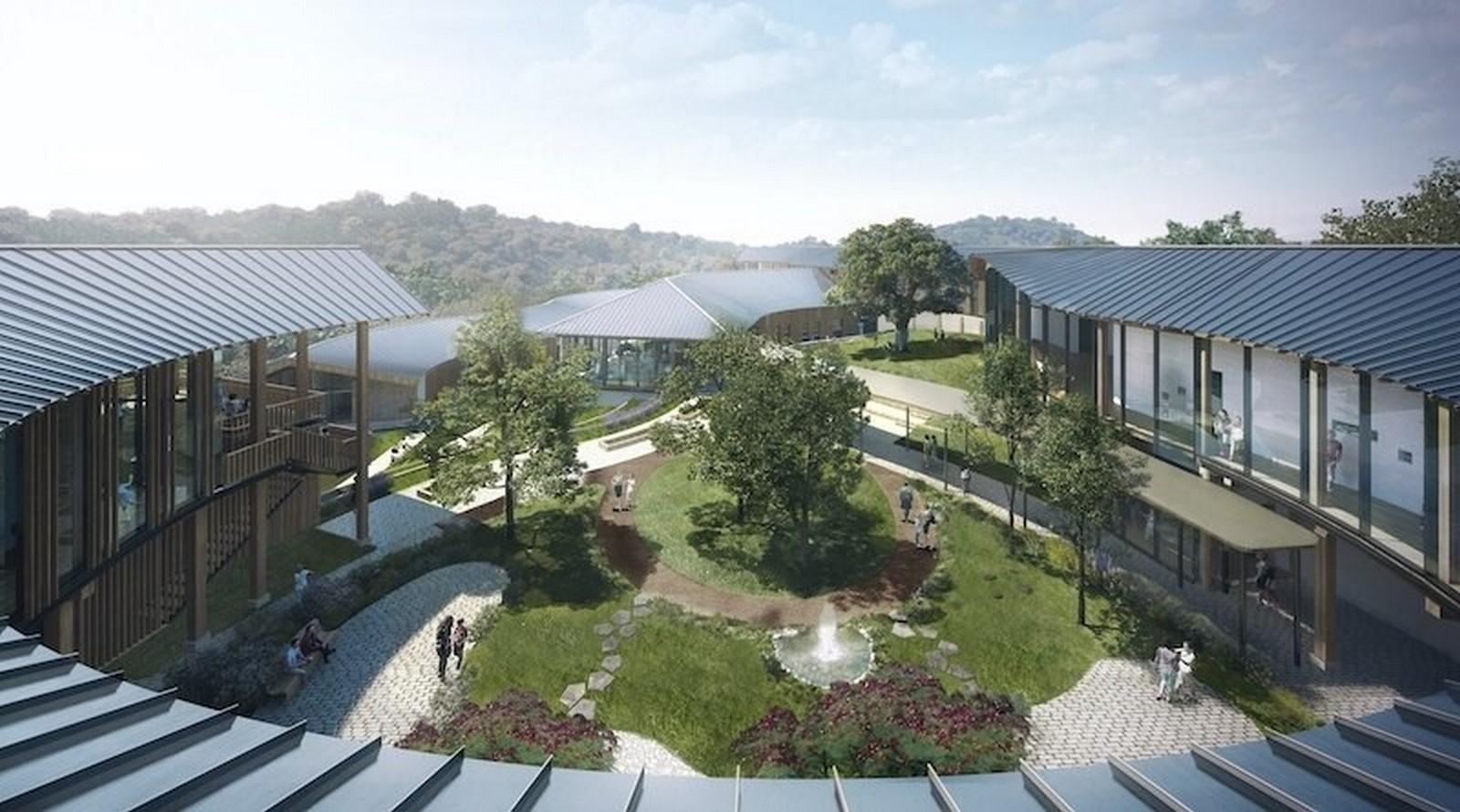 Californian Ohana Center for Health designed by NBBJ breaks the stigma of care - Sheet3