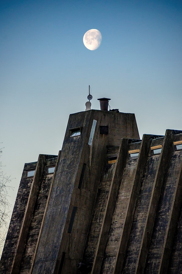 Aalto-designed silo into cultural events space to be transformed by Skene Catling de la Peña - Sheet1