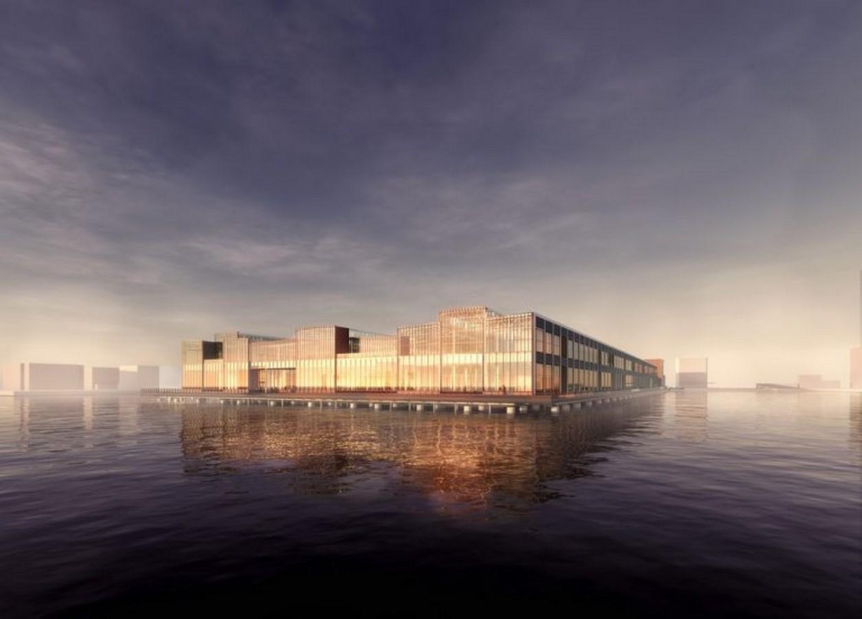 Construction begins at Boston's Commonwealth Pier designed by Schmidt Hammer Lassen Architects - Sheet1
