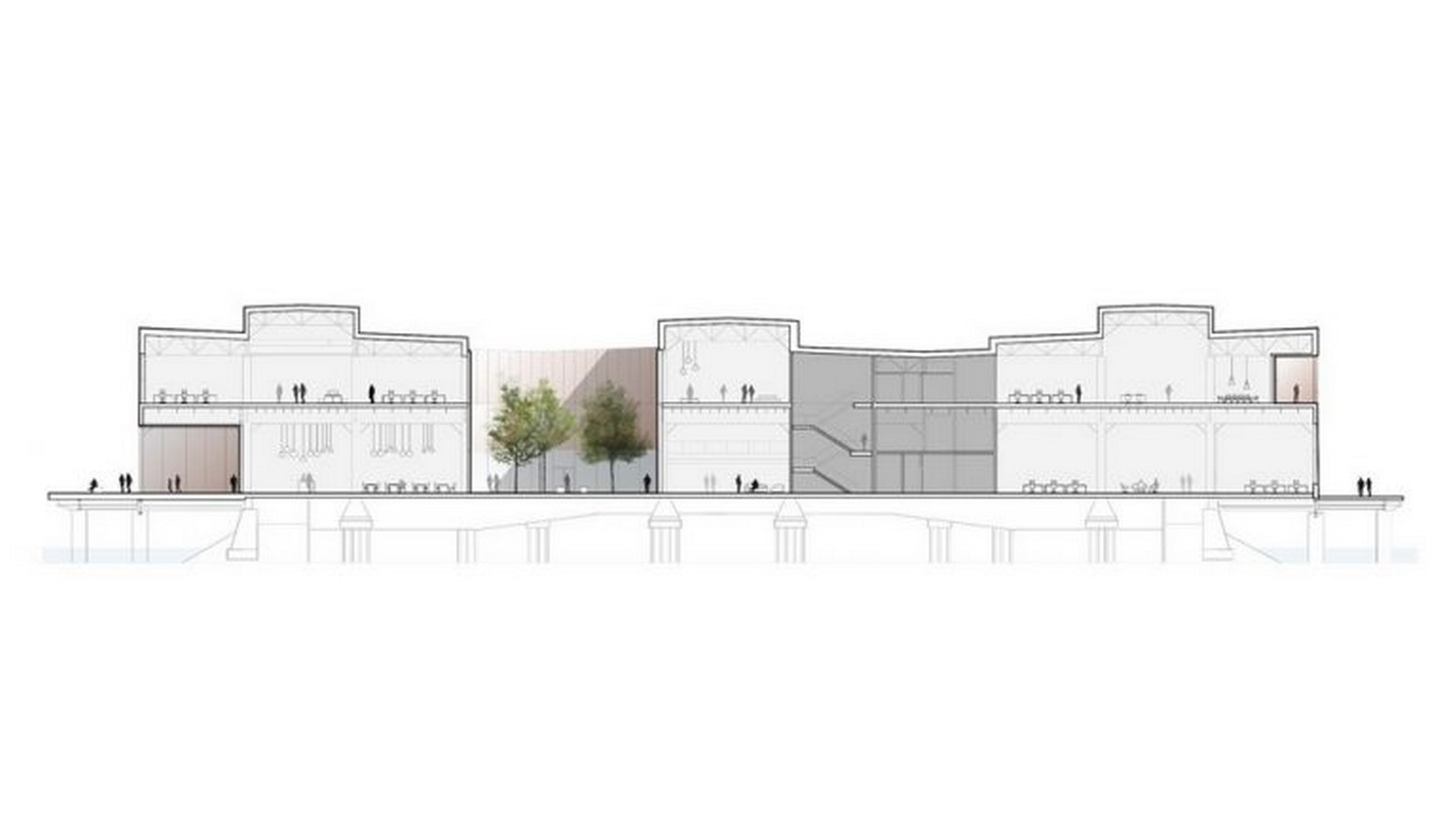 Construction begins at Boston's Commonwealth Pier designed by Schmidt Hammer Lassen Architects - Sheet4
