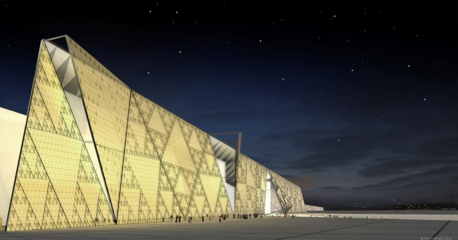 The Grand Egyptian Museum - Sheet1