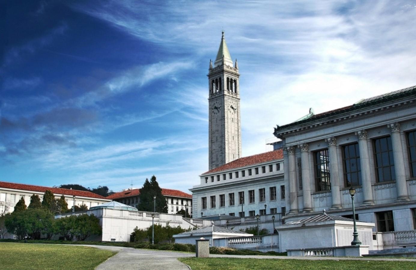 University of California, Berkeley - Sheet1