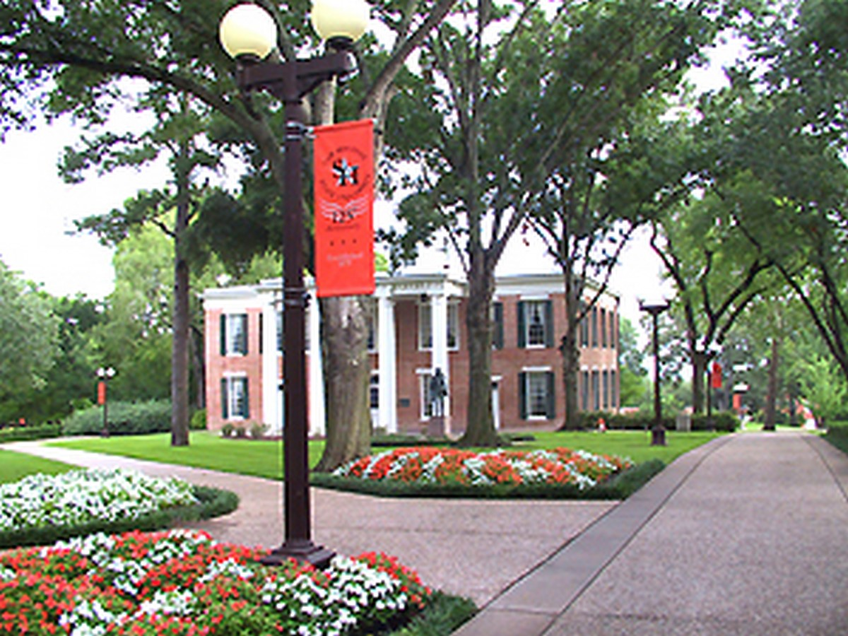Sam Houston State University - Sheet1