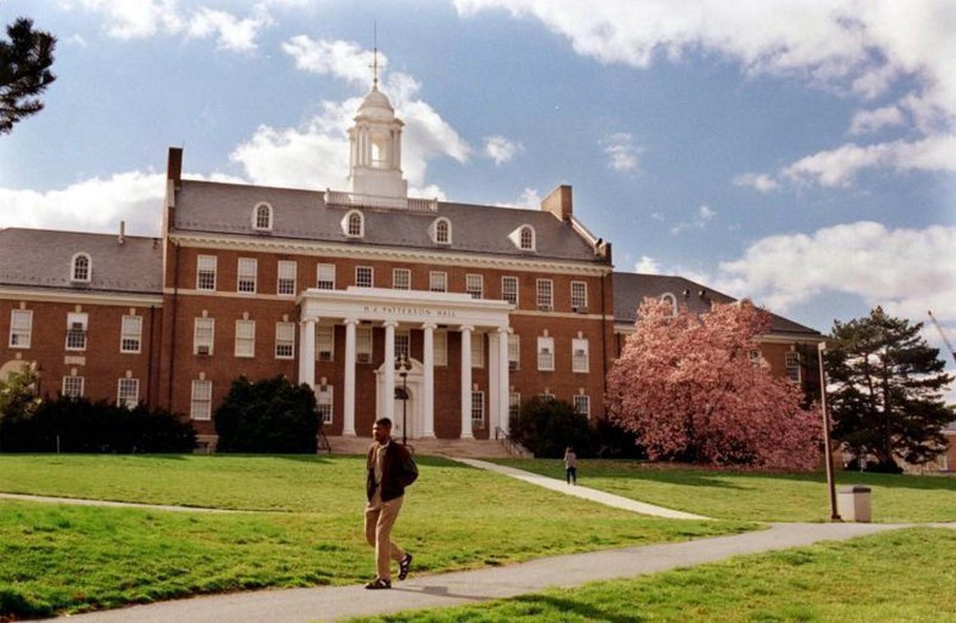 University of Maryland - Sheet1