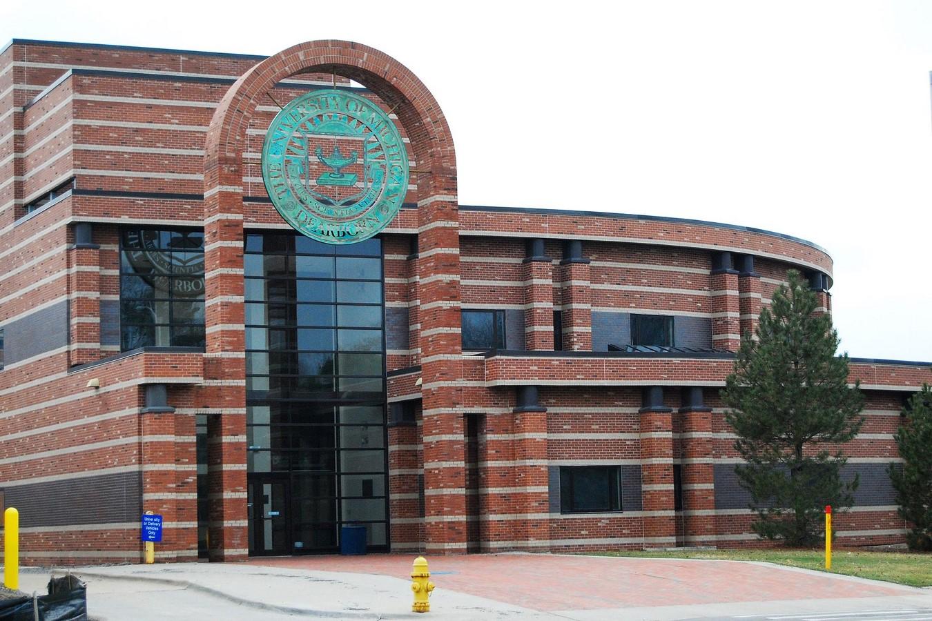 University of Michigan- Dearborn - Sheet1