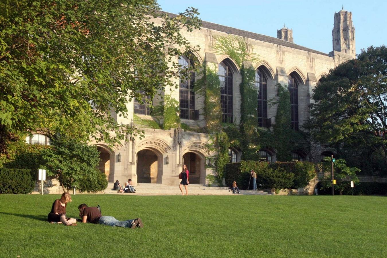 Northwestern University - Sheet1