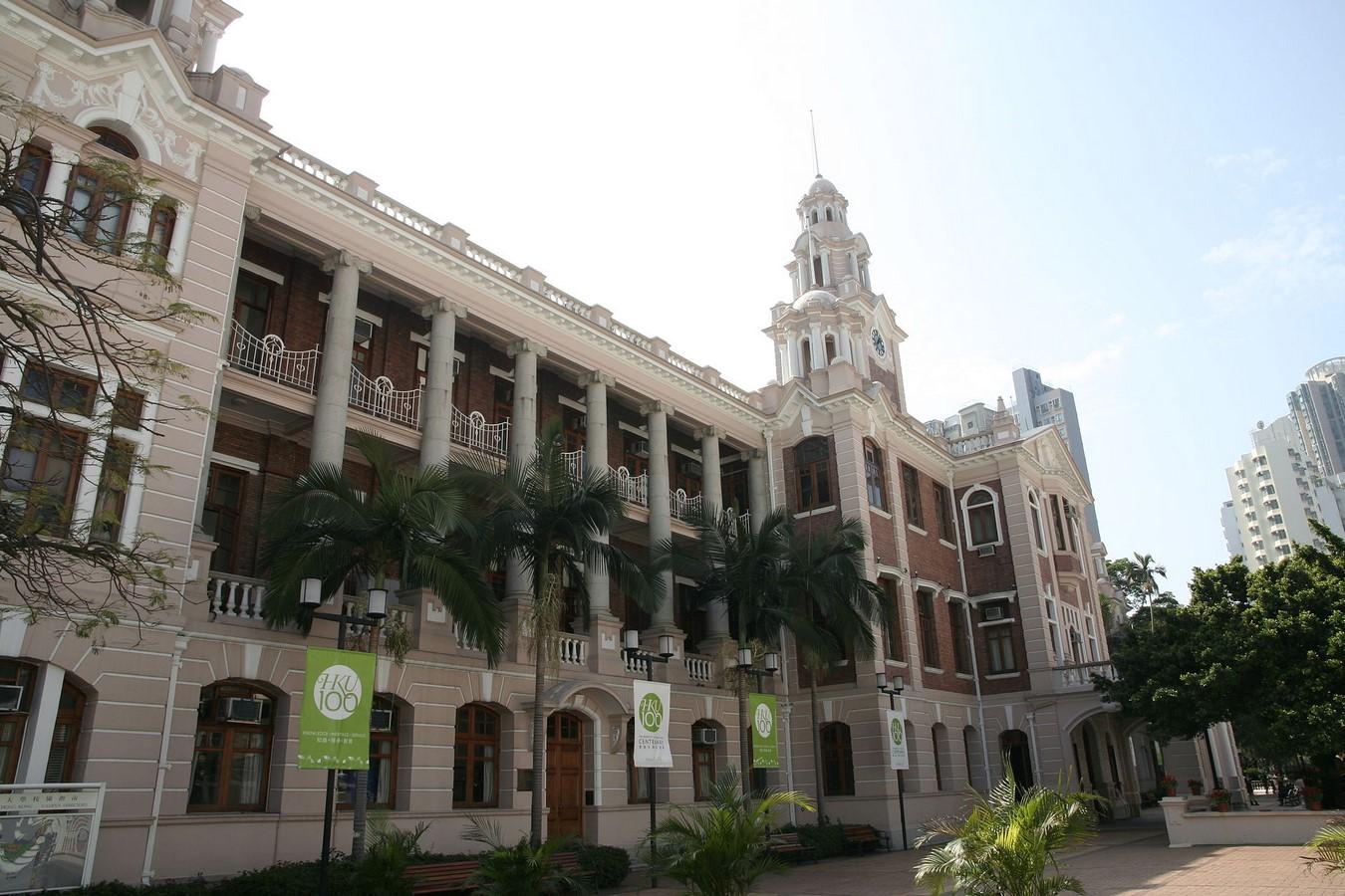 The University of Hongkong - Sheet1