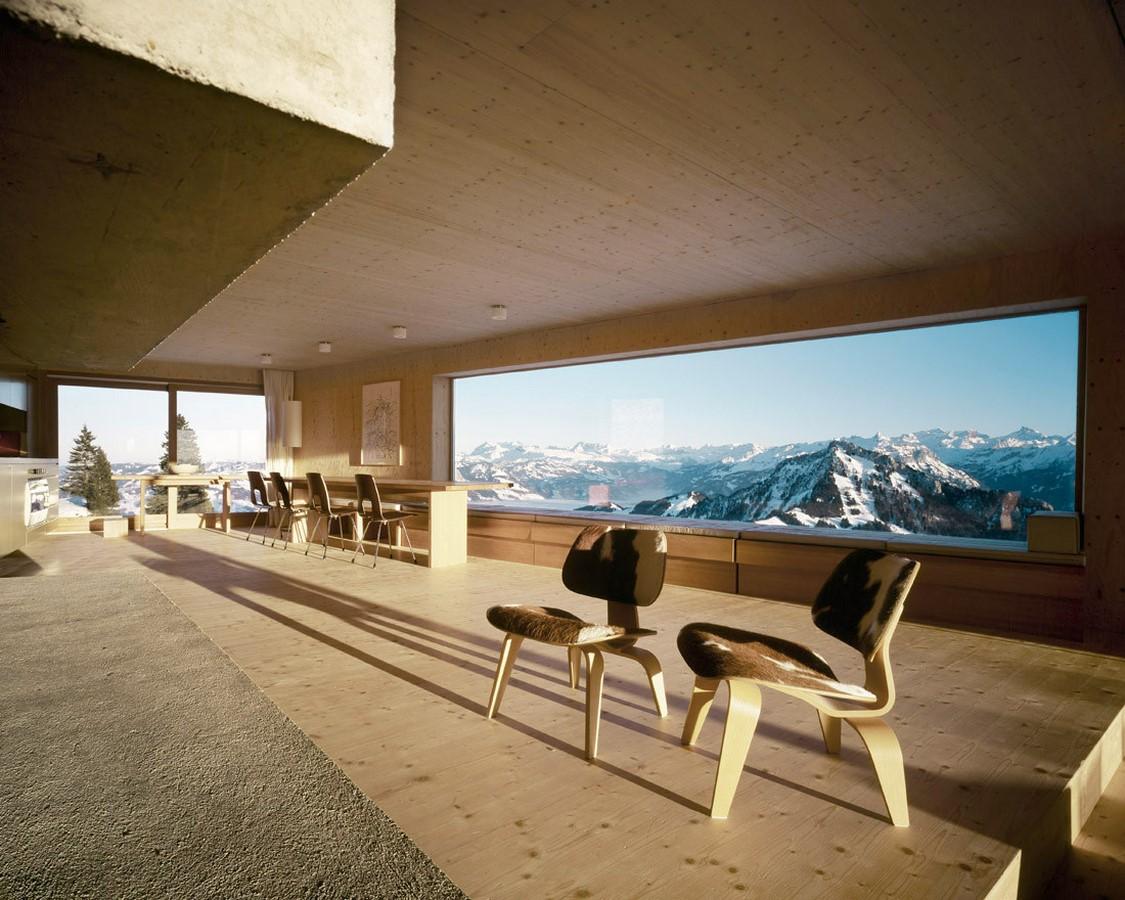Holiday House on the Rigi, Rigi, Switzerland, 2004. - Sheet3