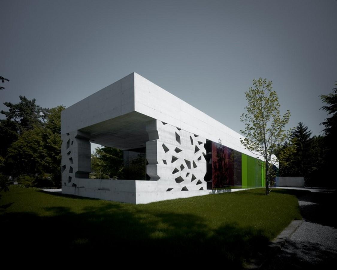 Erlenbach Cemetery Building, 2010 - Sheet2