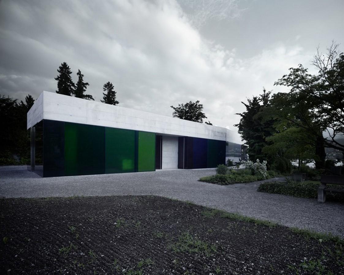 Erlenbach Cemetery Building, 2010 - Sheet3