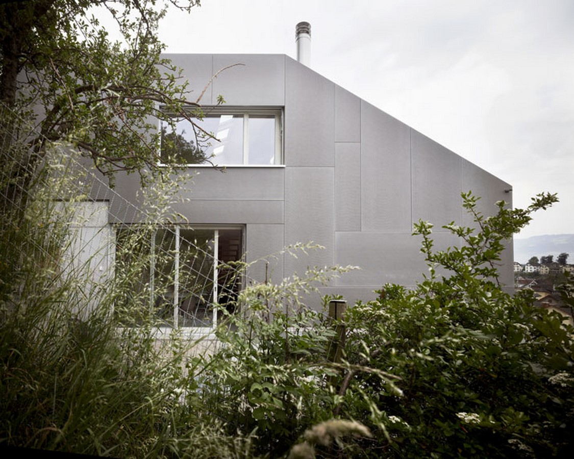 Single Family House in Zurich Oberland, 2011 - Sheet2