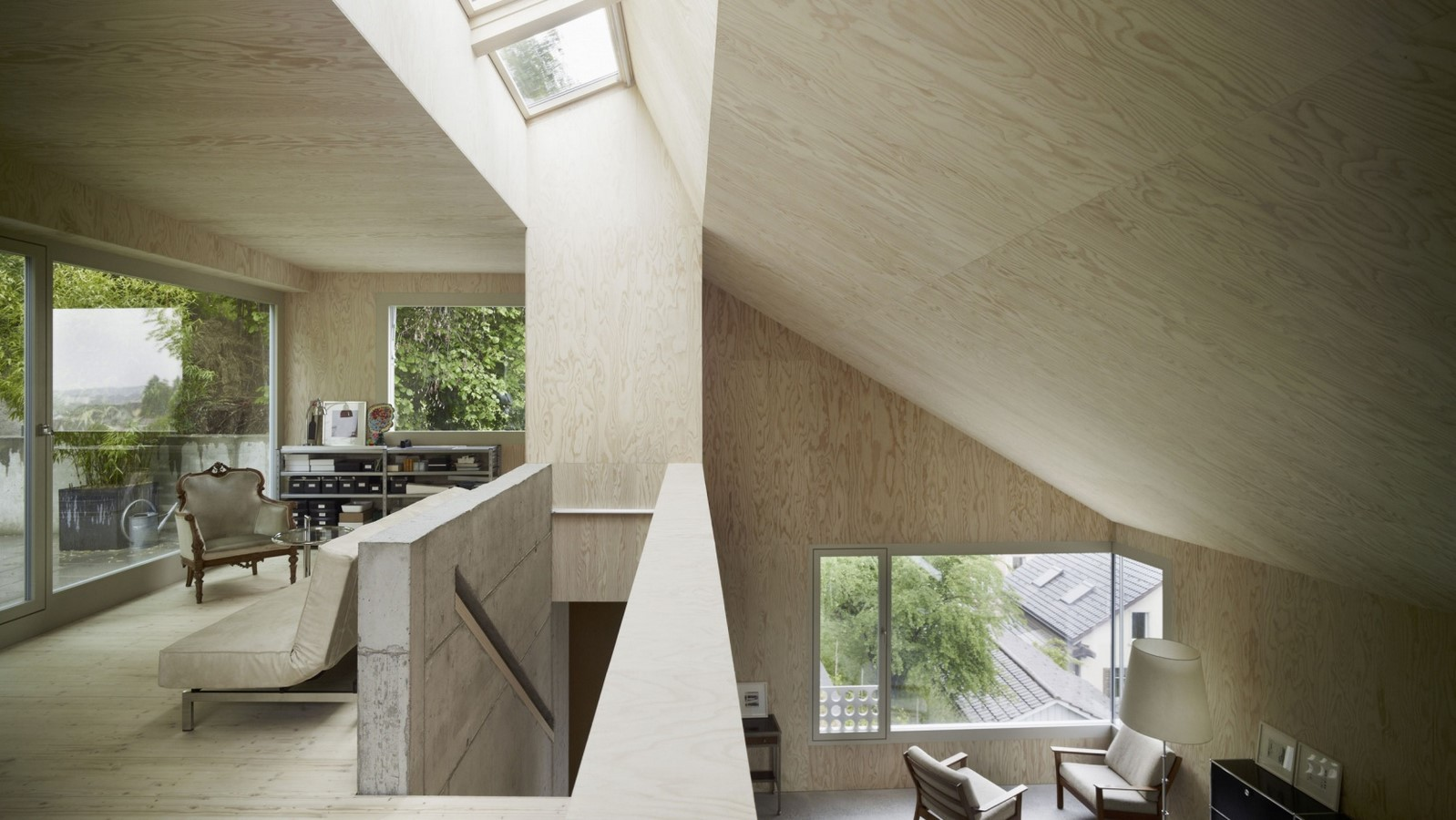 Single Family House in Zurich Oberland, 2011 - Sheet3