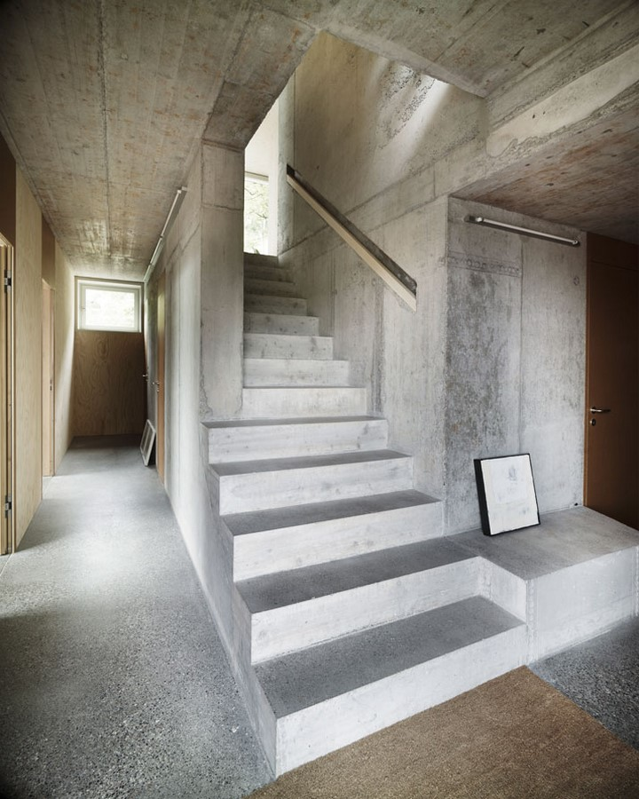 Single Family House in Zurich Oberland, 2011 - Sheet4