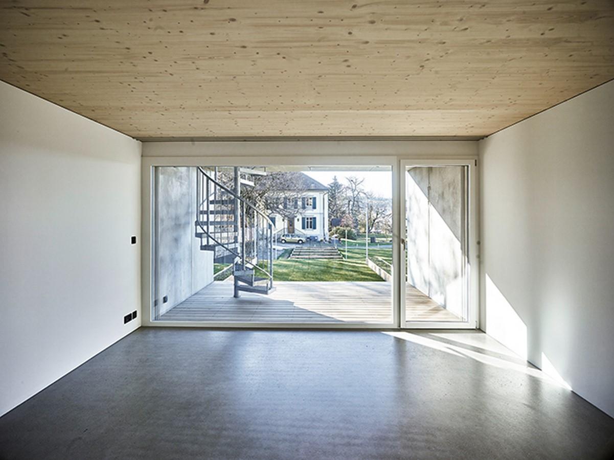 Row Houses in Seengen, 2015 - Sheet3