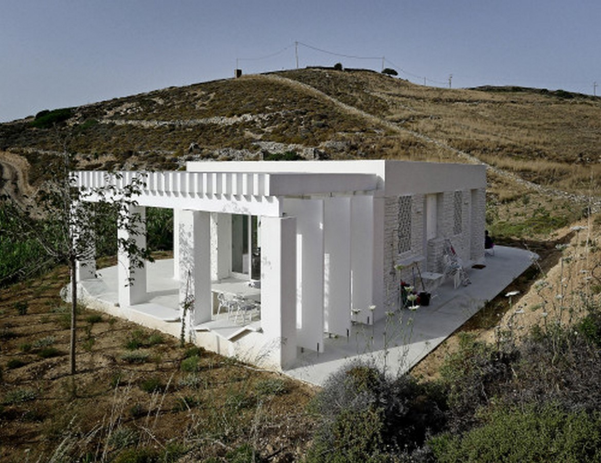 The Guesthouse in Antiparos, Greece, 2015 - Sheet2