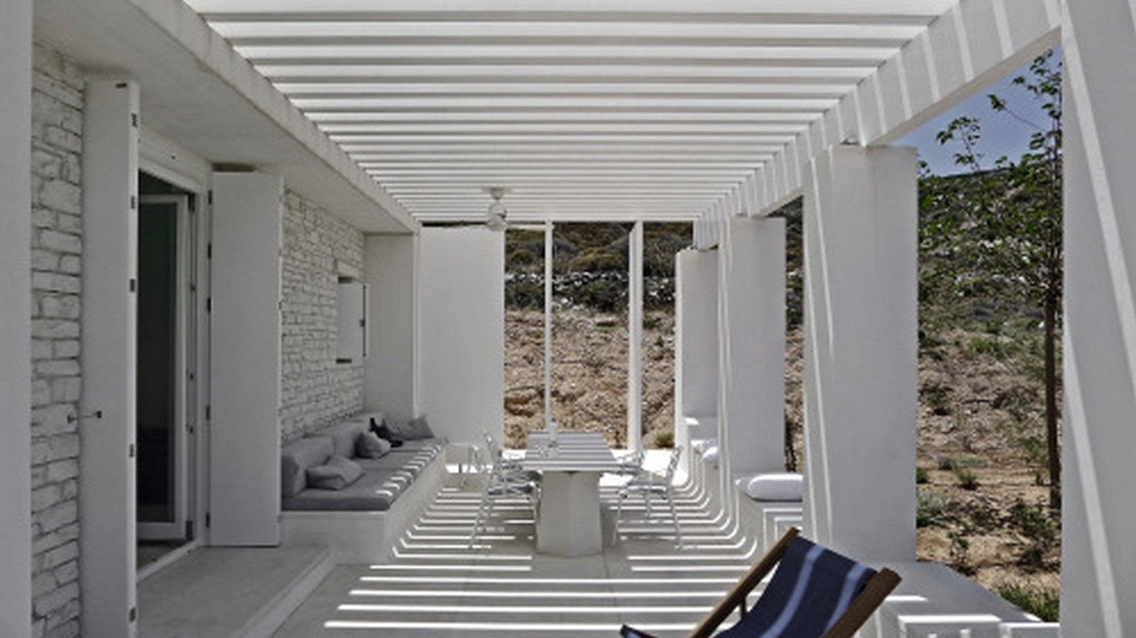 The Guesthouse in Antiparos, Greece, 2015 - Sheet3
