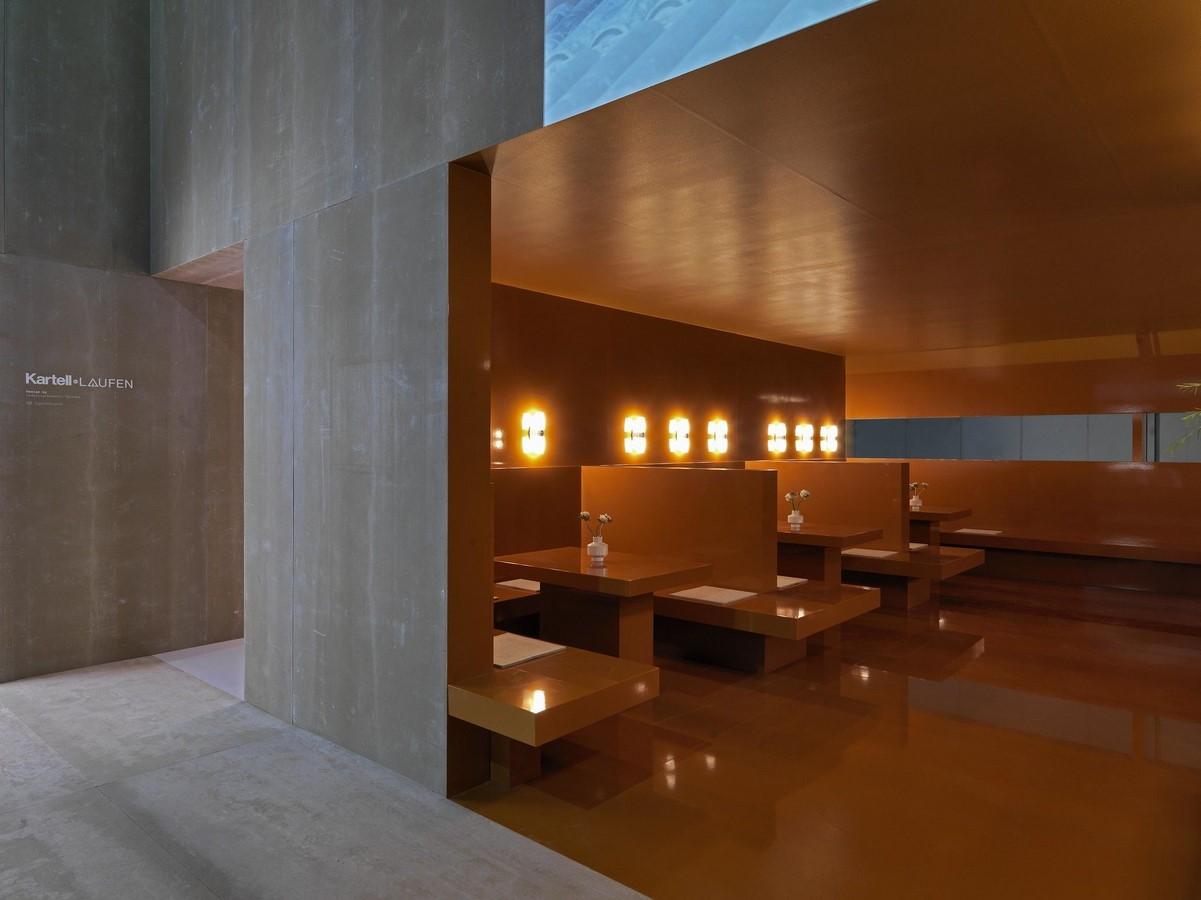 Showroom Laufen Bathrooms at Salone del Mobile, Milano, 2018 - Sheet4