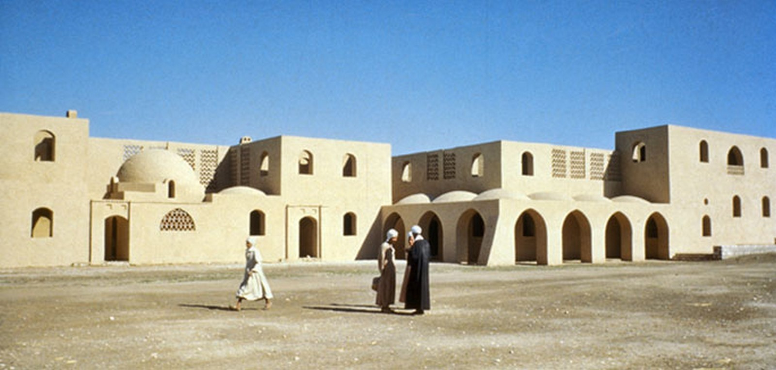 Hassan Fathy: Egypt's architect of the poor - Sheet3