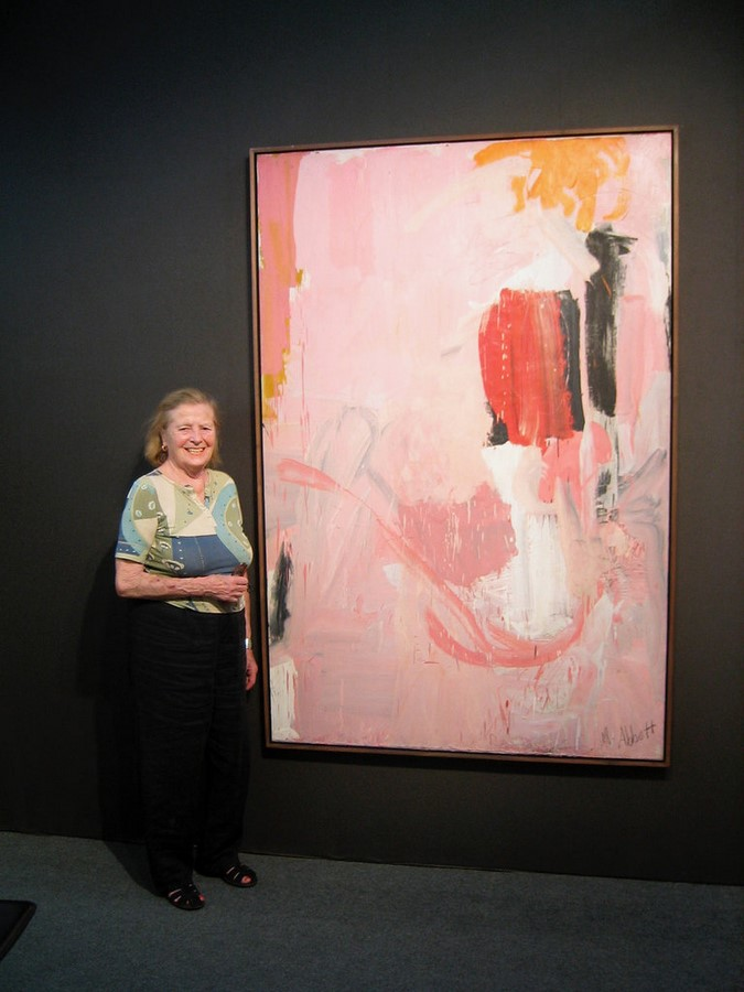Life of an Artist: Mary Abbott - Sheet4