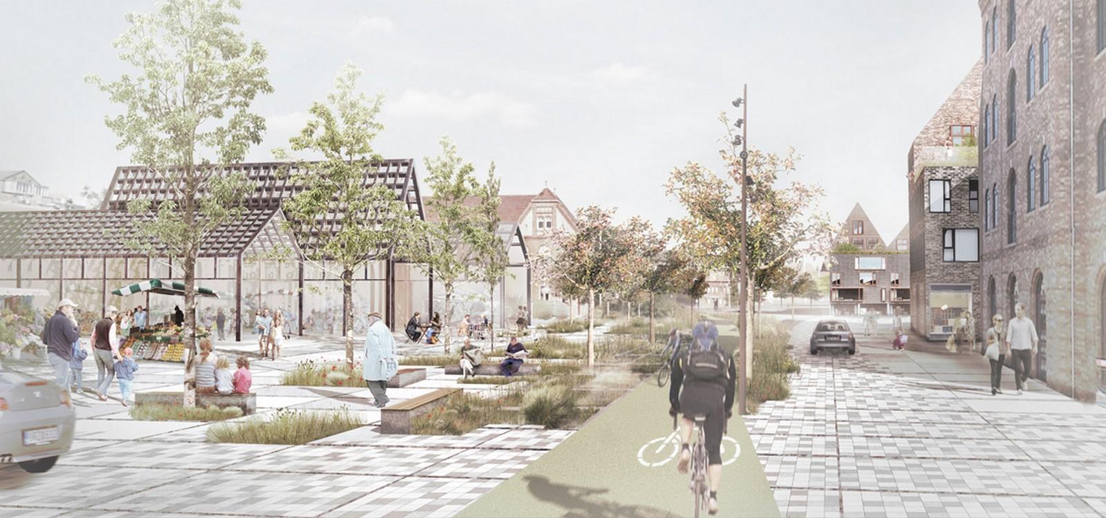 Aabenraa - Market Town of the Futurev - Sheet2
