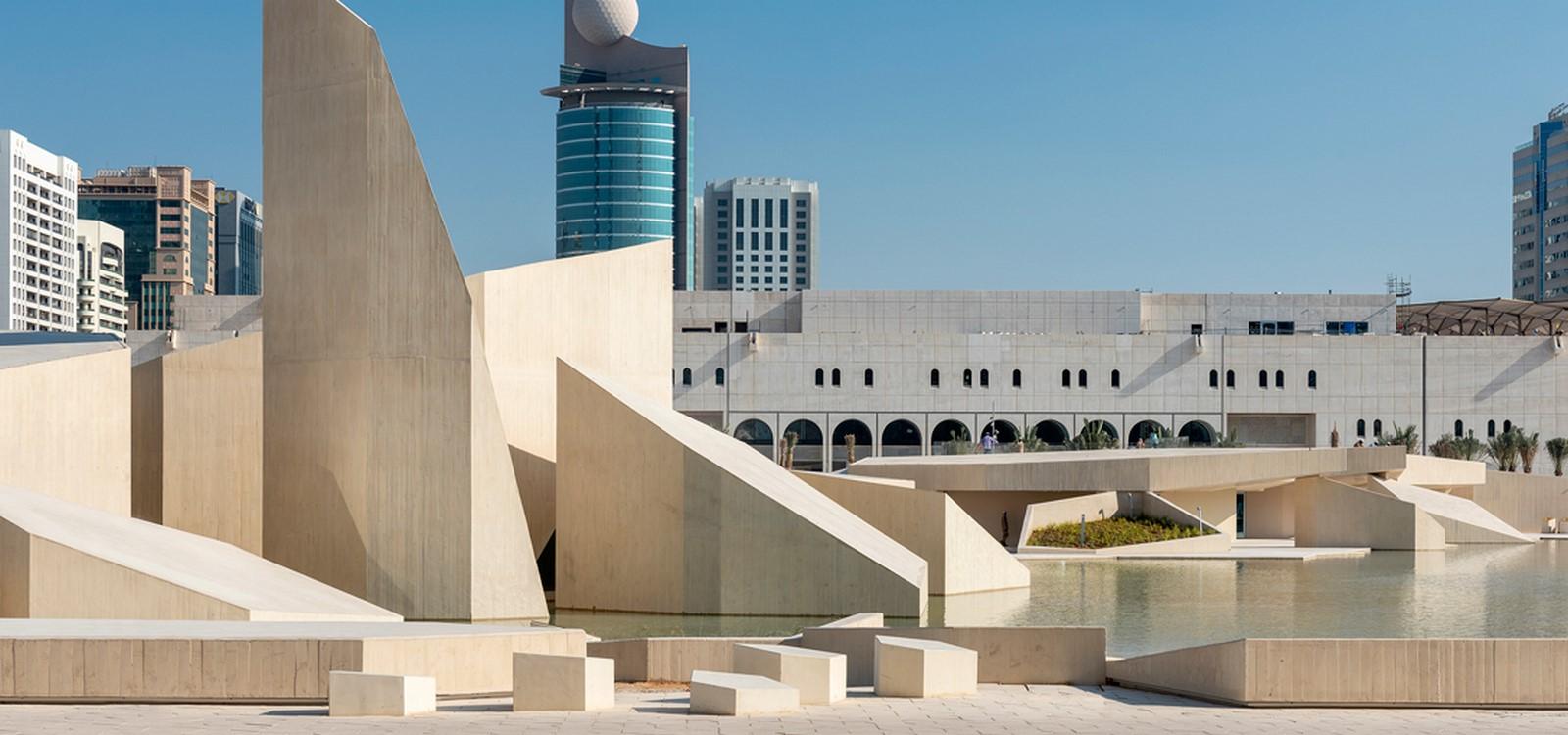 Qasr Al Hosn Cultural Park - Sheet2