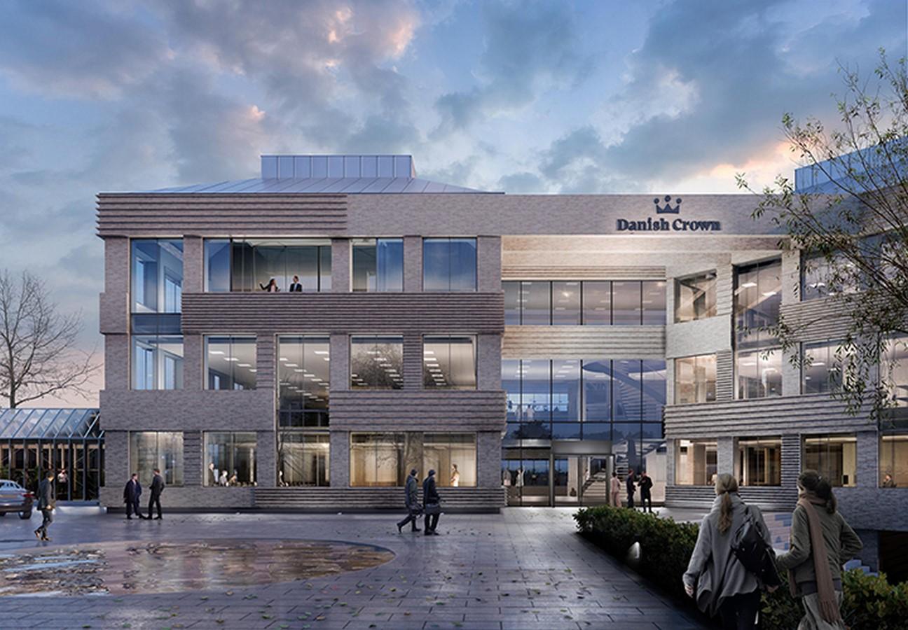 Danish Crown Headquarters - Sheet1