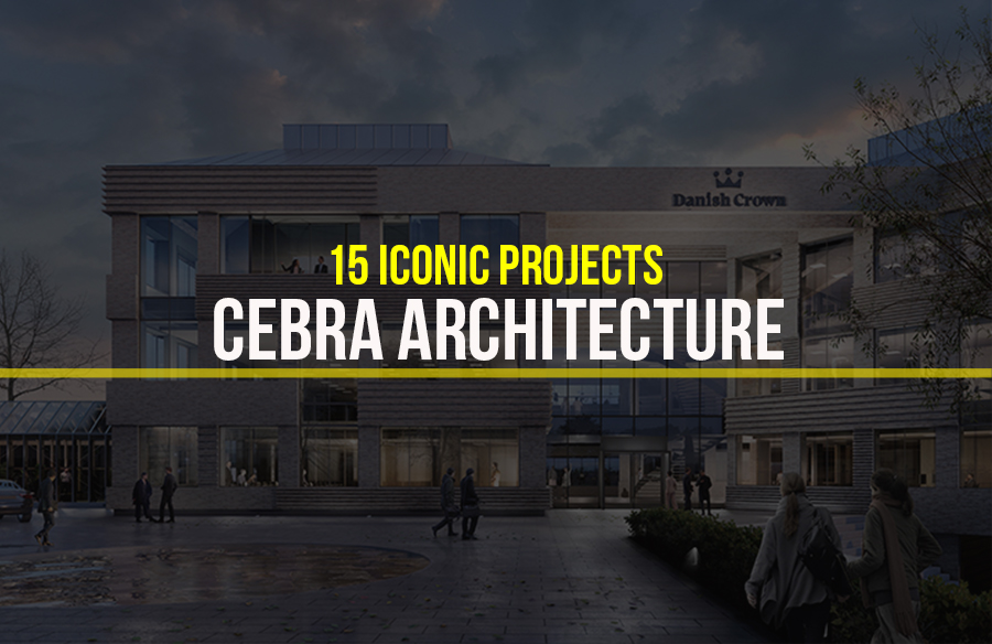 CEBRA Architecture- 15 Iconic Projects