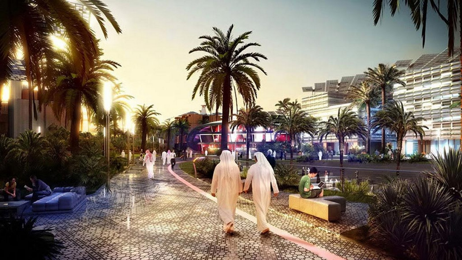 Masdar City: The first sustainable city - Sheet10