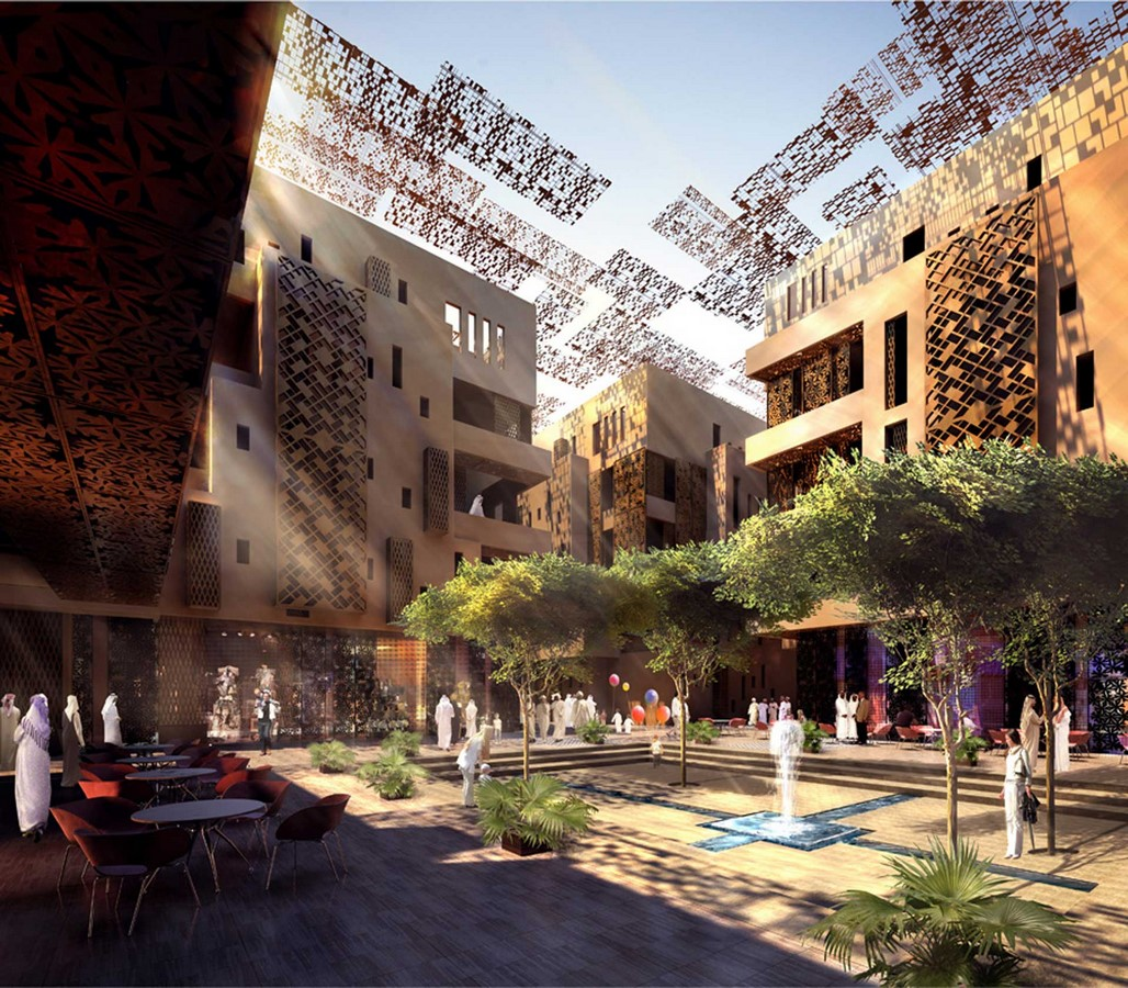 Masdar City: The first sustainable city - Sheet11