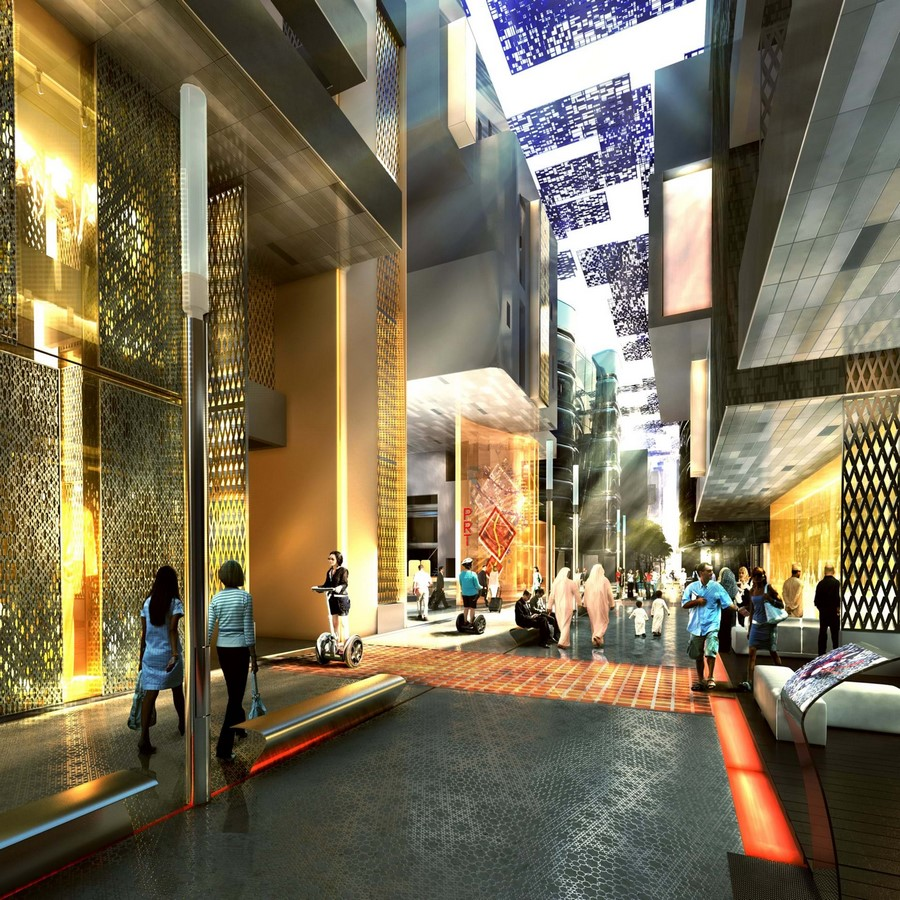 Masdar City: The first sustainable city - Sheet12