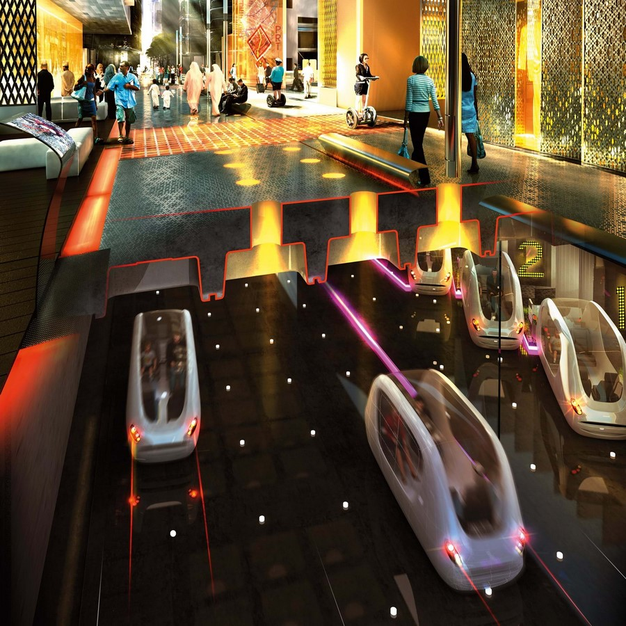 Masdar City: The first sustainable city - Sheet13