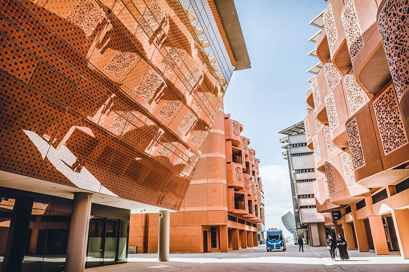 Masdar City: The first sustainable city - Sheet3