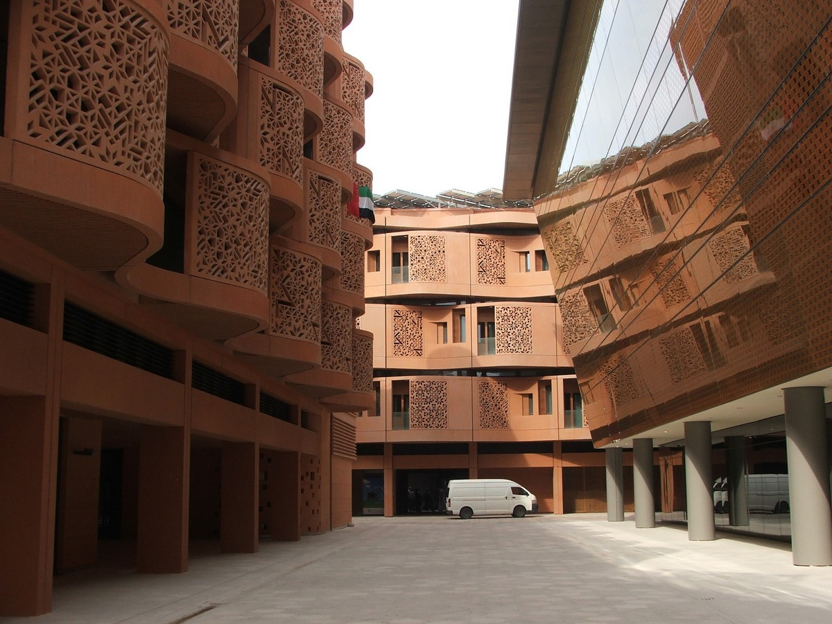 Masdar City: The first sustainable city - Sheet4