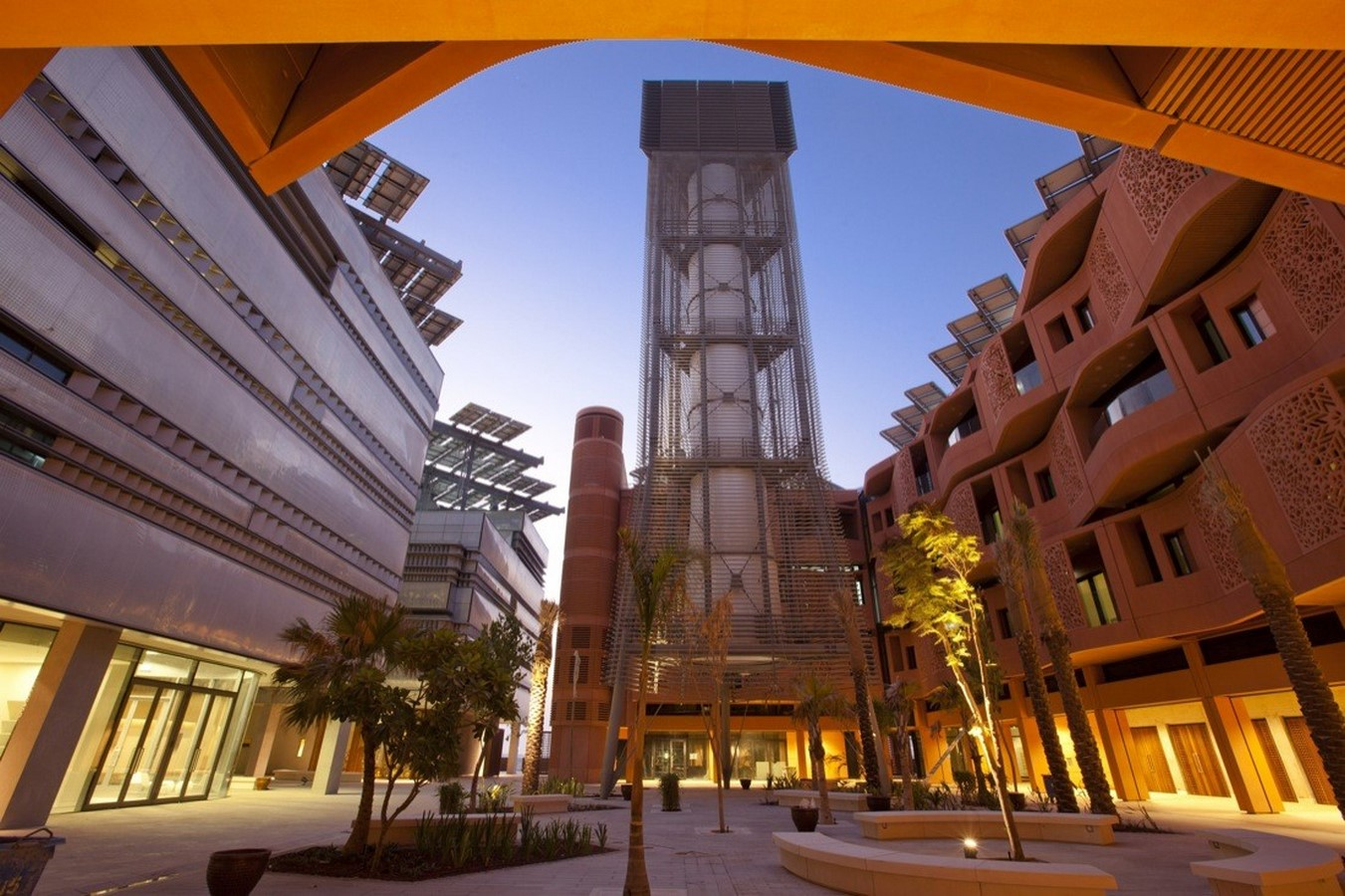 Masdar City: The first sustainable city - Sheet7