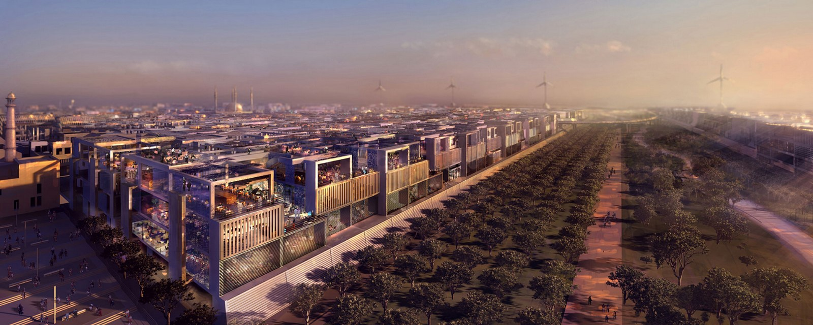 Masdar City: The first sustainable city - Sheet9