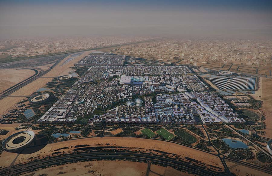 Masdar City: The first sustainable city